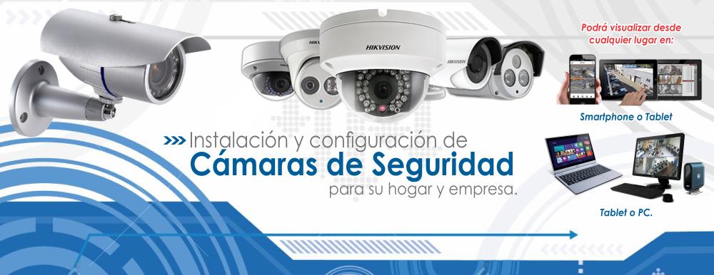 INTICAP - Instalación de cámaras de seguridad para empresas y hogar